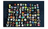 Disney Official Trading Pin Lot of 25 Lapel Collector Pins by Dubblebla