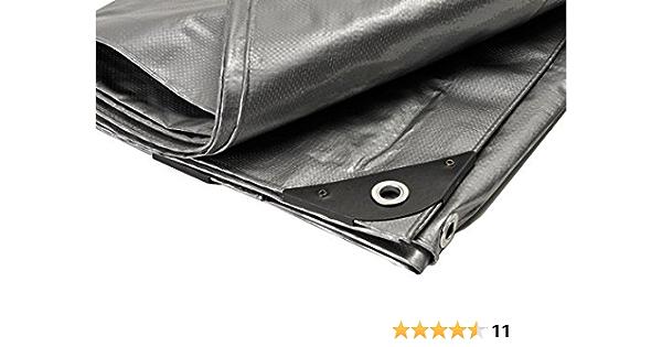 Canopy 14 x 18 Silver Color 12 Mil Heavy Duty Tarp