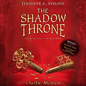 The Shadow Throne Audiobook