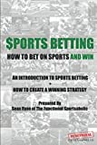 "This is a must-read if you are interested in betting on sports now that it's legal in the United States. Author Sean Ryan, host of the top-rated ""Get Paid: Fantasy, Gambling and Daily Fantasy"" and ""Functional Sportsaholic"" podcasts, introduces reader..."
