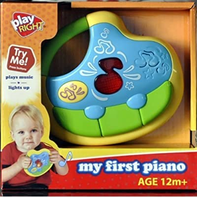 My First Piano by Play Right by Walgreen CO : Baby