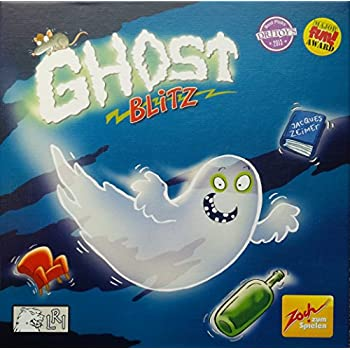 Ghost Blitz Board Game