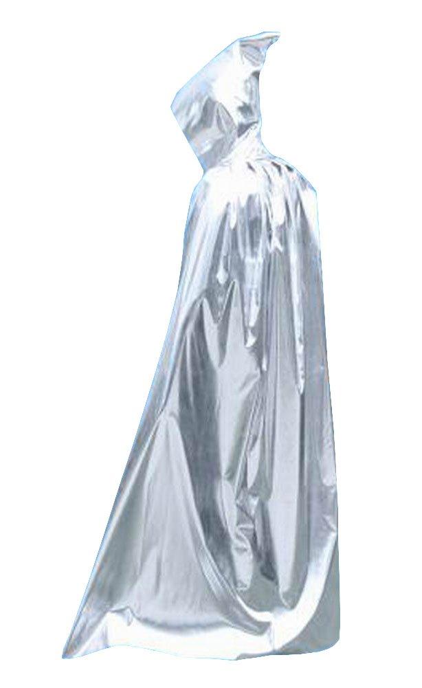 Alien Storehouse [175cm Plata] Capa con Capucha de Halloween ...