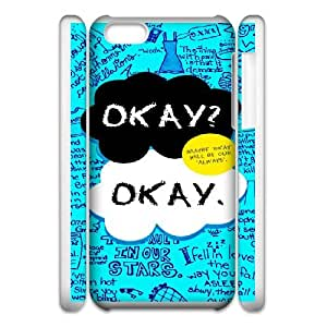 iphone 5c 3D Phone Case The Fault In Our Stars VY8056