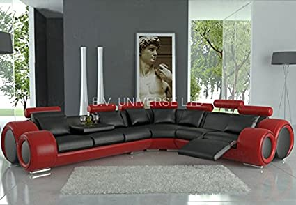Brilliant Amazon Com Living Room Sofa Furniture With Modern Corner Dailytribune Chair Design For Home Dailytribuneorg