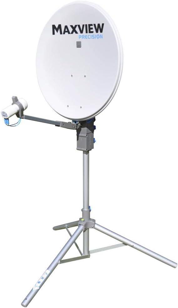 Maxview - Sistema de Antena parabólica con Doble LNB (55 ...