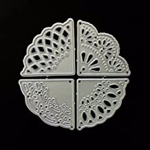 2018 Newest Metal Die Cutting Dies, Alice Handmade Stencils Template Embossing for Card Scrapbooking Craft Paper Decor By E-SCENERY (I)
