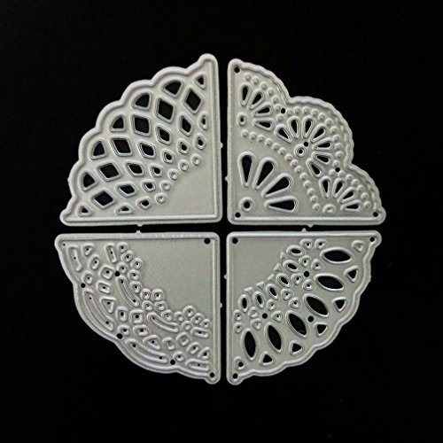 2019 Newest Metal Die Cutting Dies, Alice Handmade Stencils Template Embossing for Card Scrapbooking Craft Paper Decor by E-Scenery -