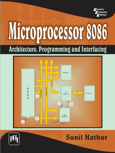 Microprocessor 8086: Architecture, Programming and Interfacing