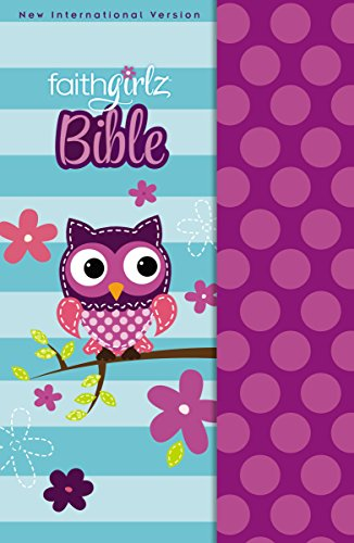 NIV, Faithgirlz Bible, Hardcover