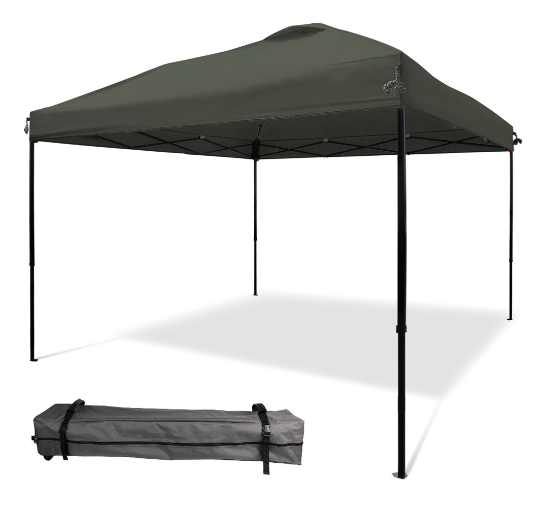 XGEAR-10×10-Pop-UP-Canopy-Tent-Instant-Shelter-Straight-Wall-with-Wheeled-Carry-Bag