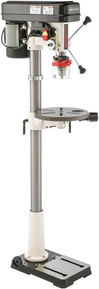 Shop Fox W1848 Oscillating Variable Speed Floor Drill Press