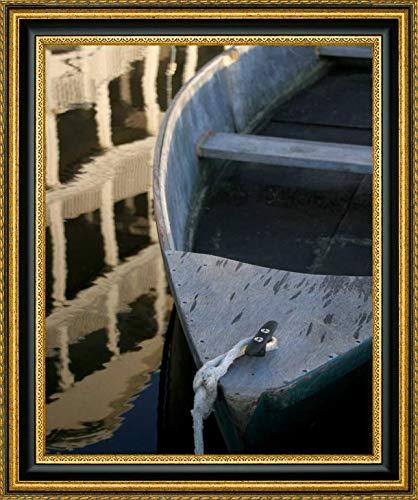 Fishing Boat II by Scott Larson - 36.25