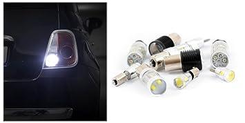 Pack luz de marcha atrás Bombillas LED cree para Toyota RAV4 MKIII