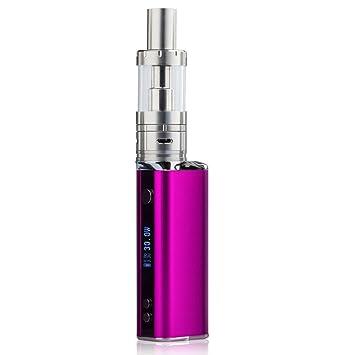 Cigarrillo Electrónico, 30W Función de Relleno a Tope Atomizer 0.5ohm,Atomizadore Vapeador Kit