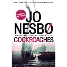 Cockroaches: The Second Inspector Harry Hole Novel Audiobook by Jo Nesbø Narrated by John Lee