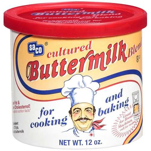 Saco Mix Buttermilk Pwdr Can
