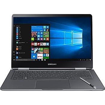 "Samsung Notebook 9 Pro NP940X5M-X01US 15"" Touch Screen Laptop, 7th Gen Intel Core i7-7500U Up To 3.5GHz, 16GB DDR4, 256GB SSD, Backlit Keyboard, Windows 10, Titan Silver"