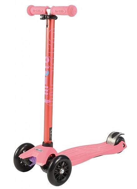 MICRO Maxi Micro T-Bar Patinete (desde 5 años) (Rosa Coral ...