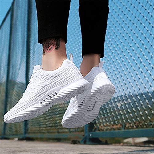 JHGK Hommes Femmes Chaussures De Course, Formateurs Fitness Chaussures De Sport Léger Respirant Sneakers Casual pour La Marche De Jogging Fitness,38