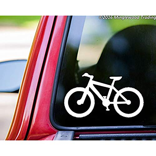 - A Good Decals USA Mountain Bike GF78 Vinyl Decal Sticker 5.5