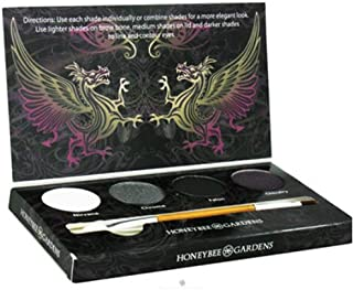 product image for Honeybee Gardens Eye Shadow Palette, Party Girl, 4 Count