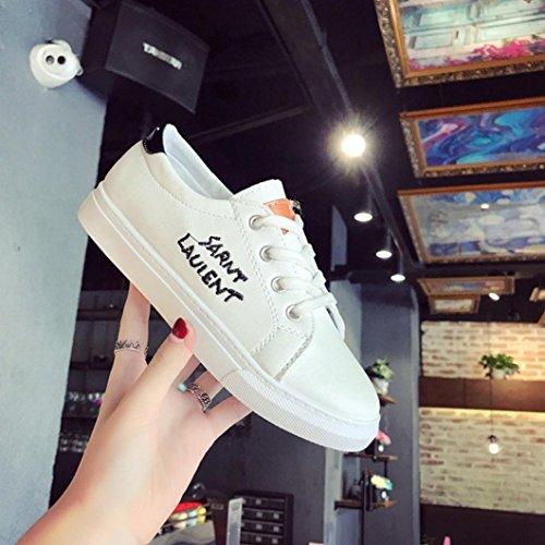 Zapatillas Mujer de Running fasloyu GVBG para de 38 Caucho 55 Exv8Aq