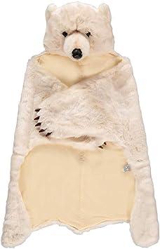 Wild & Soft Disfraz de Oso Polar de niño para Carnaval, Fiestas de ...