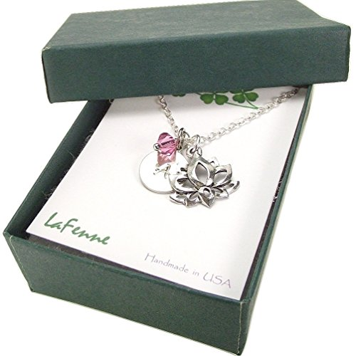 Personalized Silver Plated Necklace - 6