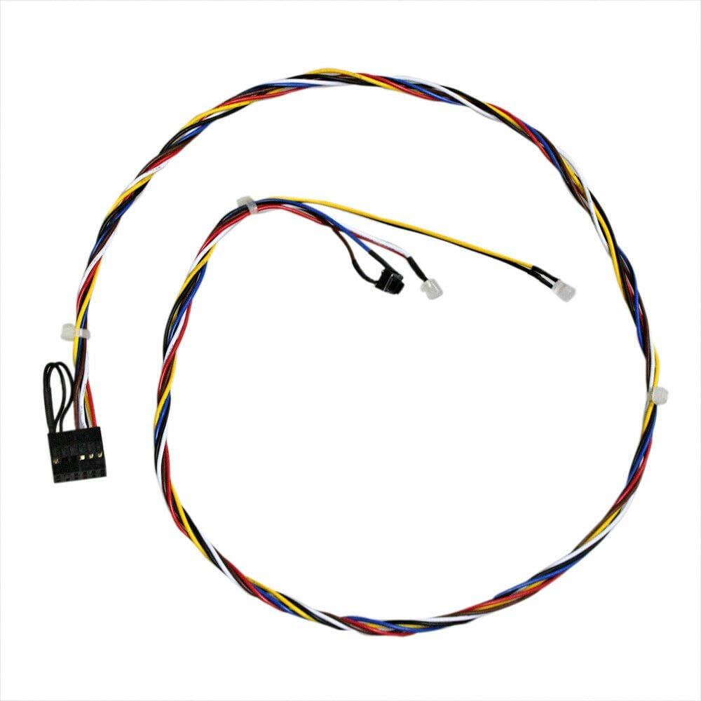Huasheng Suda Case Switching Cable Line Replacement Parts for Dell XPS 8300 8500 8700 0F7M7N F7M7N CN-0F7M7N Laptop