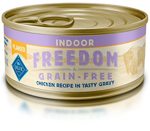 BLUE Freedom Indoor Grain Free Chicken
