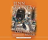 Better Late Than Never (Library Lover's Mystery)