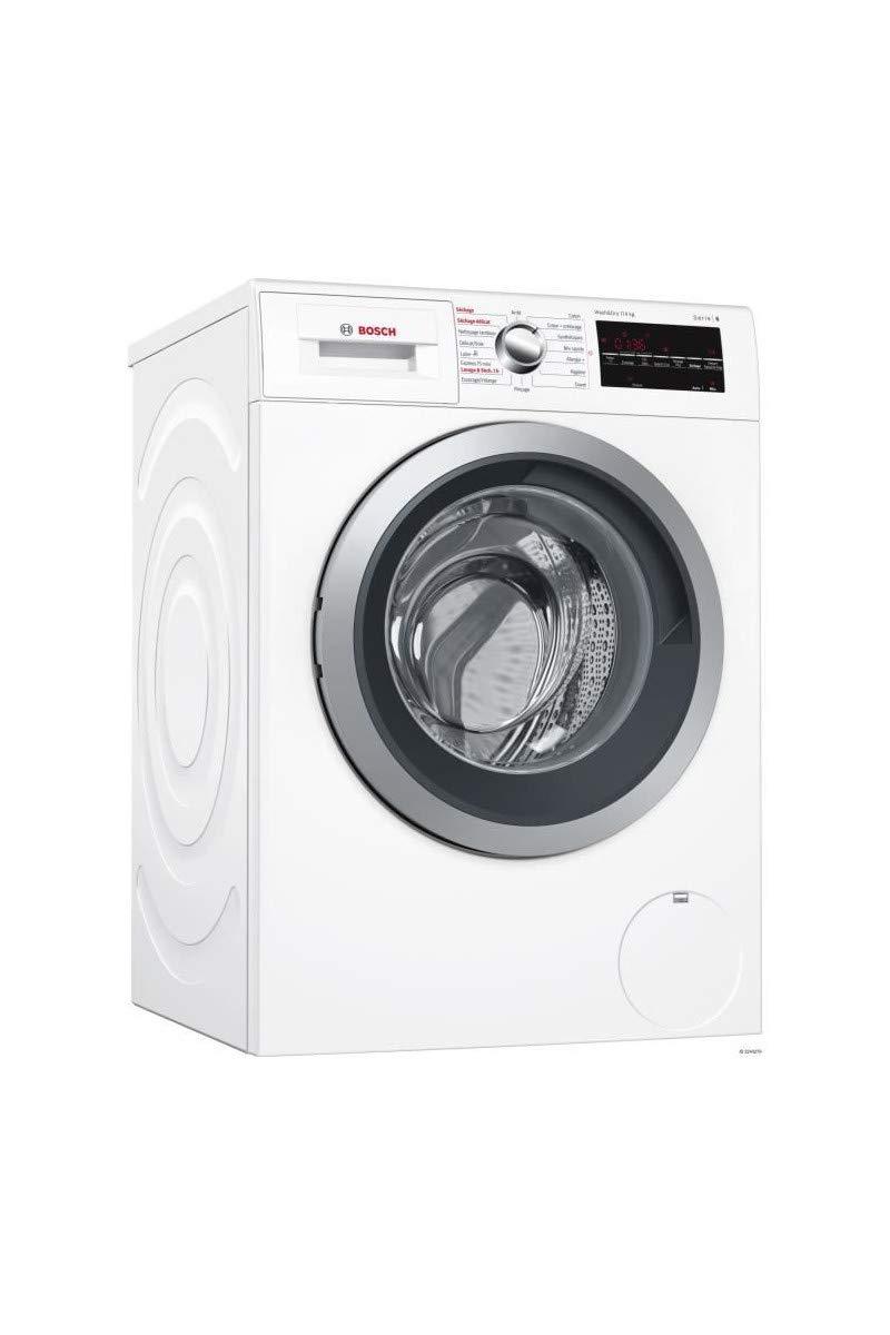 Bosch WVG30462FF Lavadora-secadora, 56 litros, Blanco: Amazon.es ...
