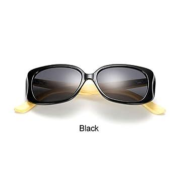 ZHOUYF Gafas de Sol Gafas De Sol De Bambú De La Naturaleza ...