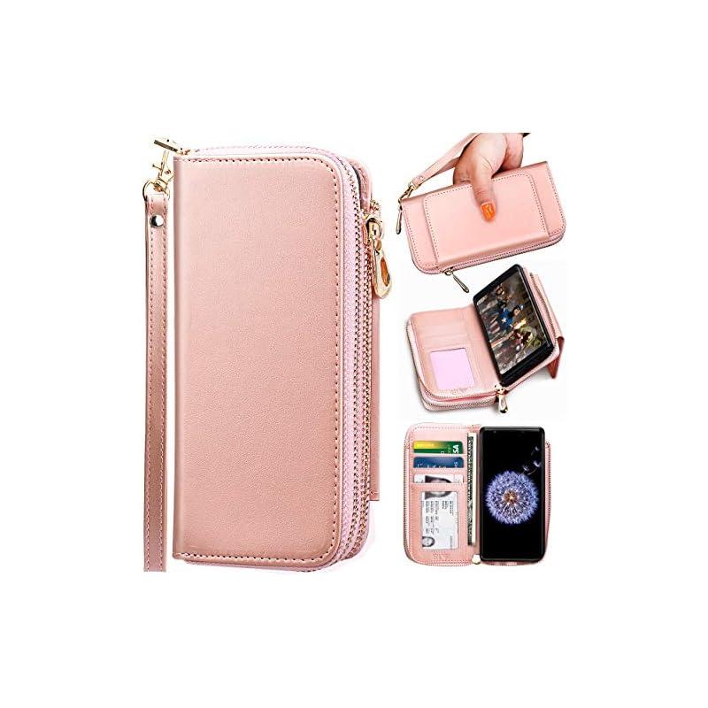 Note 9 Wallet Case, Galaxy Note 9 Case,