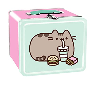Pusheen Fast Food Lunch Box Standard: Kitchen & Dining