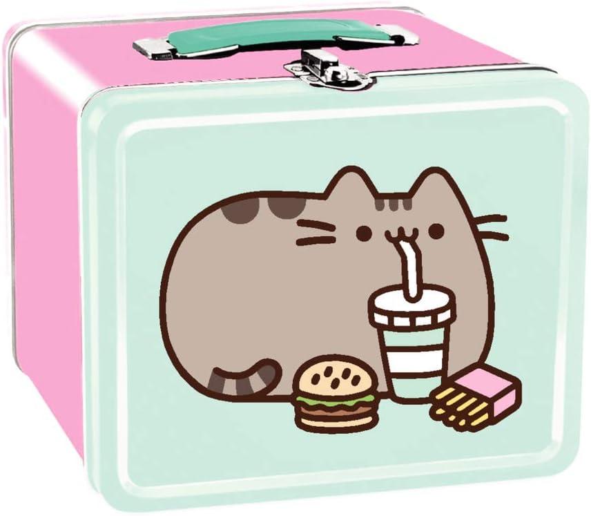 Pusheen Fast Food Lunch Box Standard