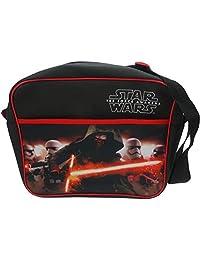 Official Star Wars The Force Awakens Kylo Ren School Messenger Shoulder Bag