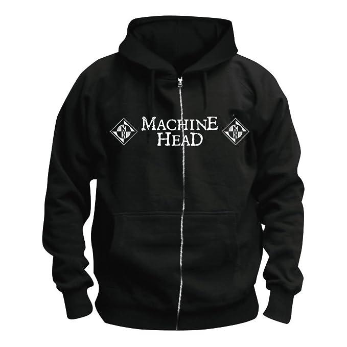 Machine Head Catharsis Baseball Langarm Clock Shirt//Longsleeve