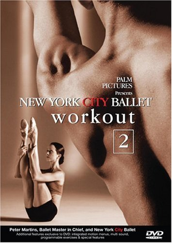 New York City Ballet Workout, Vol. 2 by Palm Pictures / Umvd (New York Ballet Workout Dvd compare prices)