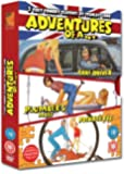 Adventures of a...Collection (Plumbers Mate / Private Eye / Taxi Driver) [Edizione: Regno Unito]