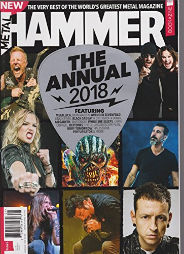 METAL HAMMER UK MAGAZINE THE ANNUAL 2018