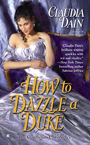 book cover of How to Dazzle a Duke