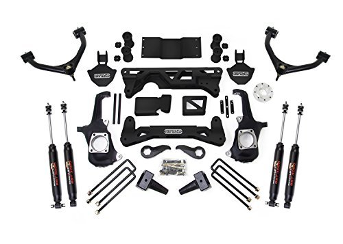 lift kit 2500hd - 7