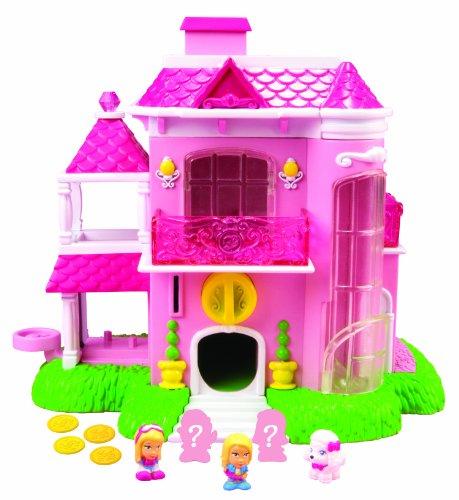 Blip Toys Squinkies Barbie Dream House Playset