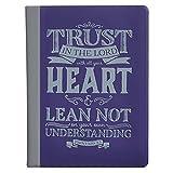 Proverbs 3:5 Soft Vinyl Photo / Card Wallet