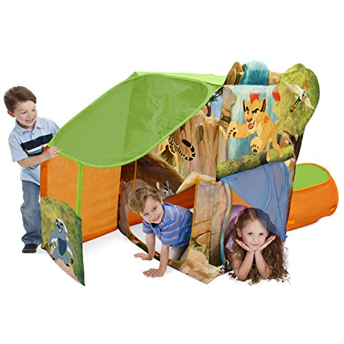 Playhut Lion Guard Water Fall Hut, Orange