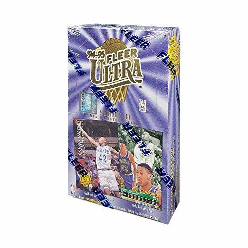 (1994-95 Fleer Ultra Series 2 Basketball Hobby Box)