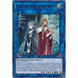 Isolde, Two Tales of the Noble Knights - EXFO-EN094 - Ultra Rare - 1st Edition - Extreme Force (1st Edition)