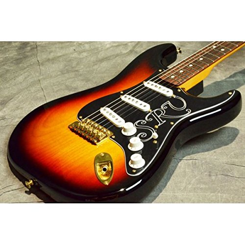 Fender USA フェンダーUSA/Stevie Ray Vaughan SRV Stratocaster 3-Color Sunburst B07BCV2BP2